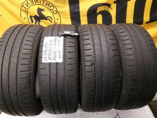 LK288190 komplet 205/55R16 Michelin Energy Saver 2010r.