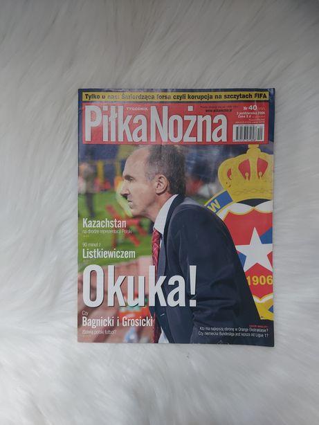 Piłka nożna - gazeta z 2006 roku