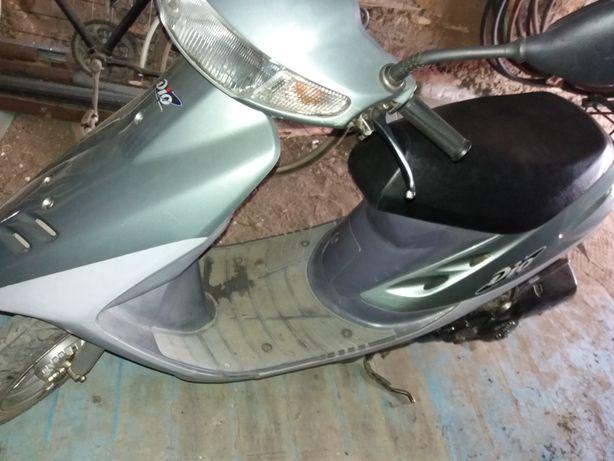 Скутер Hoda Dio 27 отличное состояние