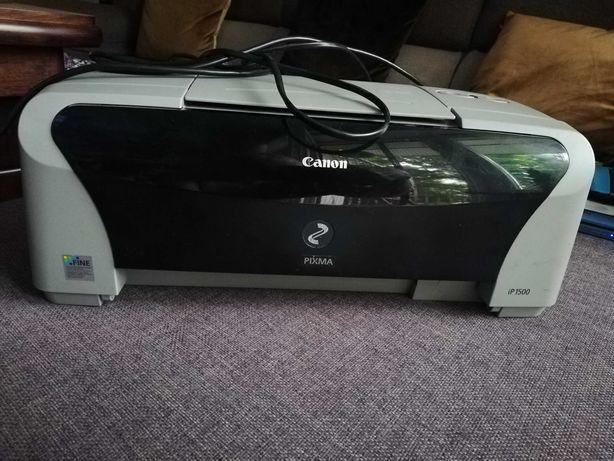 oddam za darmo drukarkę igłową CANON PIXMA iP 1500 z kompletem tuszu