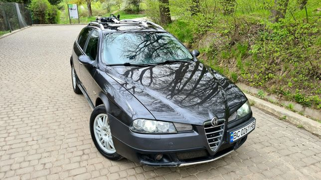 Alfa Romeo 156 Crosswagon 2005  +  ДОНОР бонусом