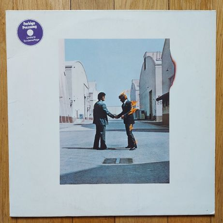 Pink Floyd, Wish You Were Here, Ger , 1977, Blue, (M-/NM)