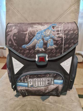 Ранец Рюкзак  школьный ортопедический короб для мальчика Tiger Family