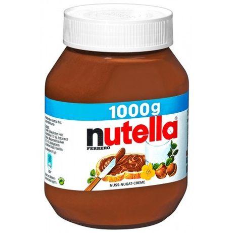 Nutella 1000г / Нутелла 1кг