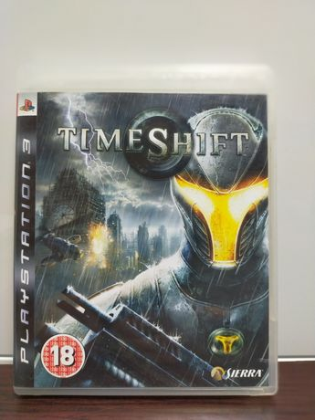 Time Shift PS3 stan idealny