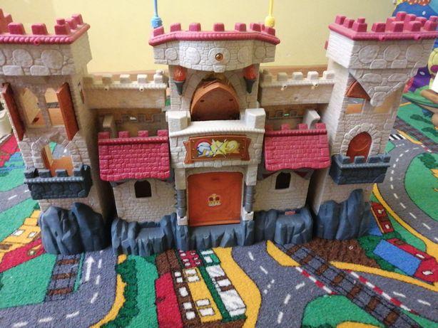 Zamek grający używany