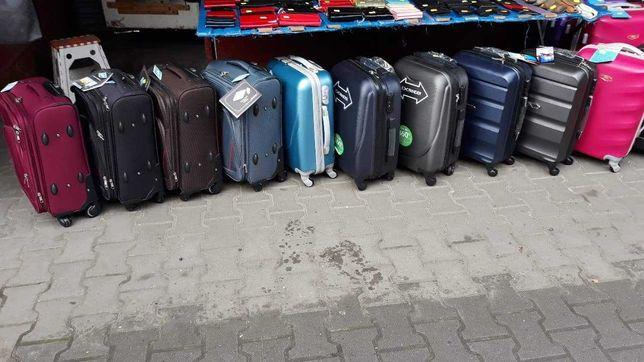 59 zł! Wyprzedaż walizek RGL z Abs-u, bagaż podręczny 55x40x20.