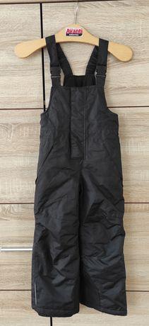 Spodnie narciarskie 110-116