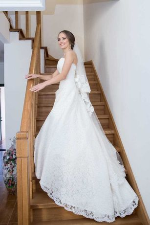 Продам свадебное платье салона Dominiss