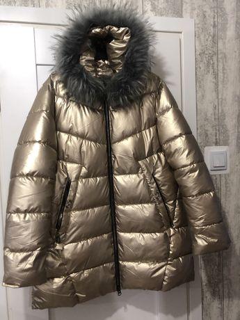 Kurtka/płaszcz zimowy Plus size 48-50