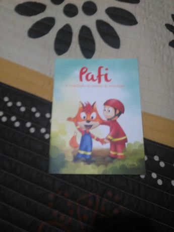 Livro infantil Pafi