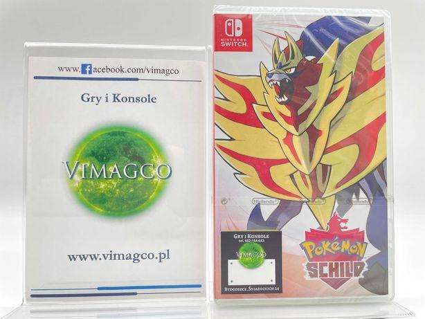 Pokemon Shield Nintendo Switch Sklep Vimagco Bydgoszcz PROMOCJA