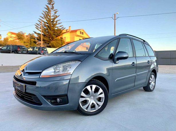 Citroën C4 Grand Picasso RFM 1.6HDI Auto 7Lug c/Garantia - 104€ p/mês