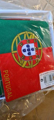 "Lote de 120 Tapetes de Rato ""Bandeira de Portugal"