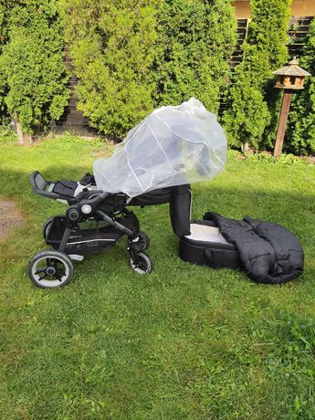 Wózek dziecięcy teutonia BeYou V3