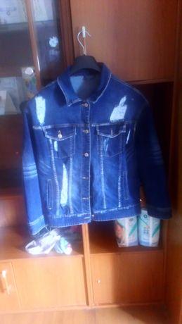 Bluza damska jeans