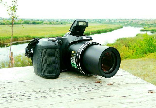 Nikon L810+Сумка+в Подарок!!Красный,Черный,Фотоаппарат,не Canon,Sony