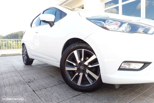 Nissan Micra 0.9 IG-T N-Connecta S/S