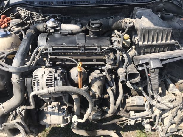 Двигатель1,9 tdi, двигун,Skoda fabia, volkswagen,турбина, запчасти