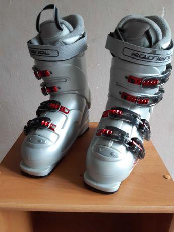 Buty narciarskie damskie Rossignol z torba.