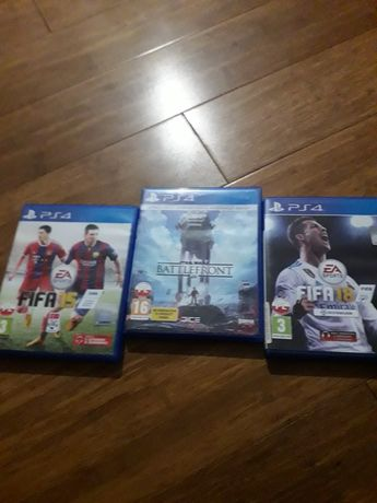 Gry ps4 fifa battlefront