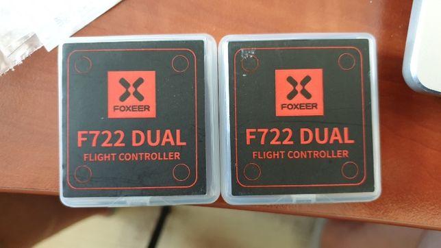 Польотный контроллер Foxeer F722 Dual Gyro Flight Controller BetaFligh