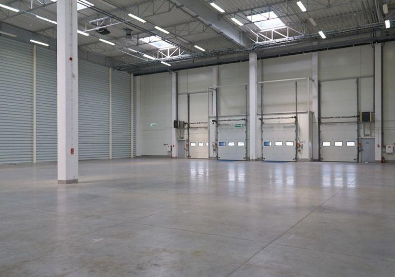Chrzanów - nowoczesne centrum logistyczno - magazynowe - 12.000m2.
