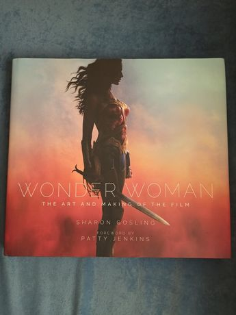 Artbook Wonder Woman
