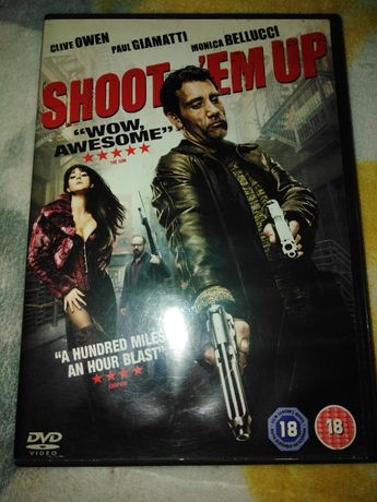 Shoot Em Up Dvd Importado