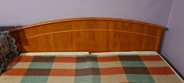 Łóżko do sypialni dwuosobowe