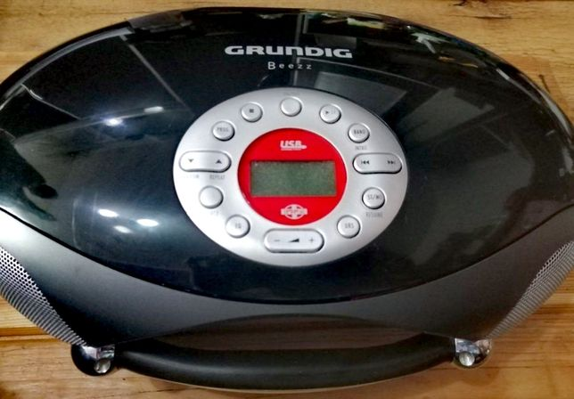 Radiomagnetofon GRUNDIG Mp3/audioCD