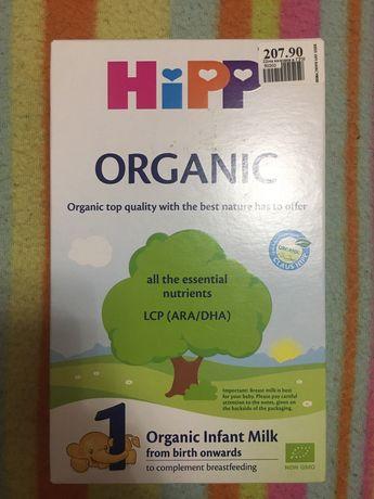 Детская смесь Hipp Organic
