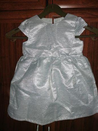 Błyszcząca sukieneczka