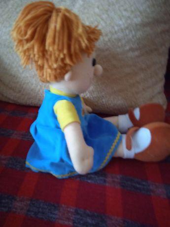 Плюшевая игрушка Таня