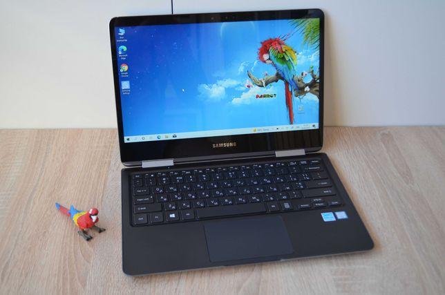 Как новый! Топовый ноутбук ультрабук Samsung NP940X3M i7-7500u SSD №1