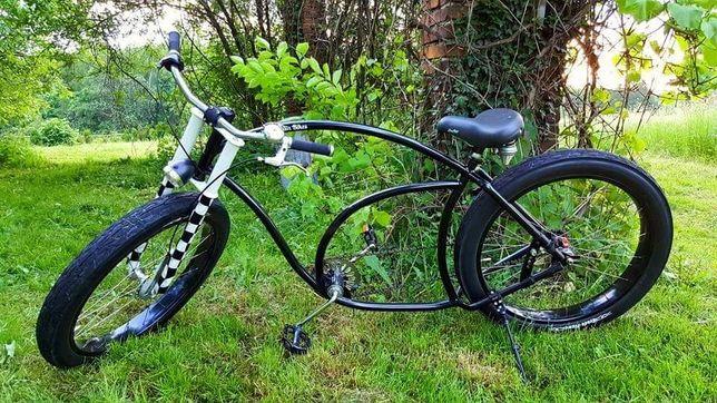 Sprzedam rower custom ręcznie wykonany