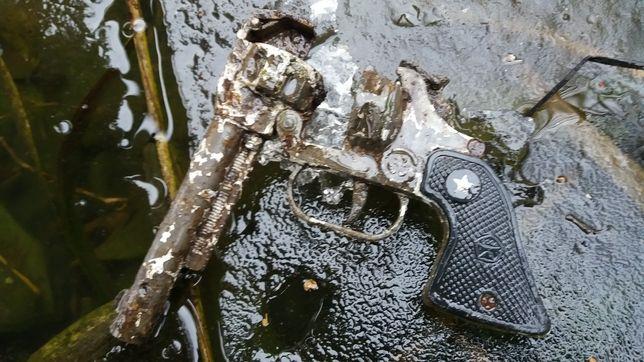 Пистолет СССР Игрушки.