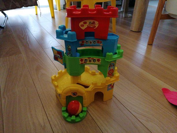 Wieża z kuleczkami Clementoni