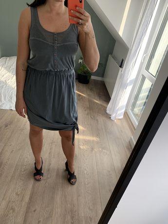 Phobia - sukienka bez ramiączek / S
