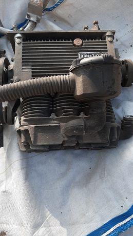 пневмокомпрессор BRÄTSCH K3-1275 oil-free для тягача