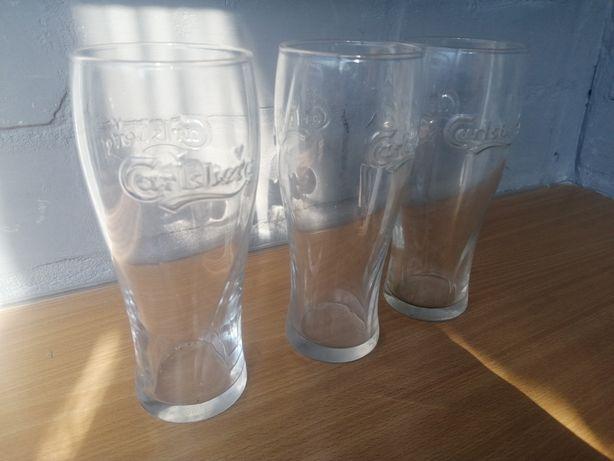Пивные бокалы carlsberg