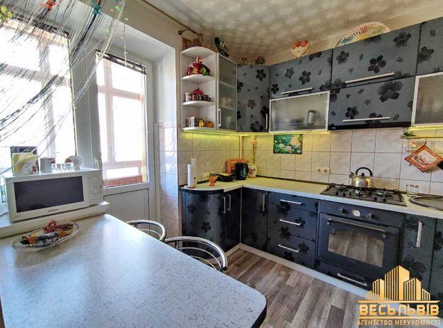 Продаж чудової 3-кімн. квартири для сім'ї вул. Коломийська 9А (Сихів)