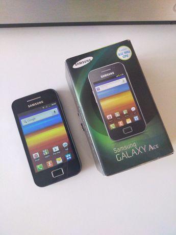 Телефон смартфон сенсорний samsung galaxy ace дешево