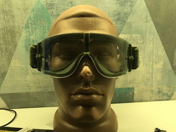 Продам баллистические страйкбольные очки
