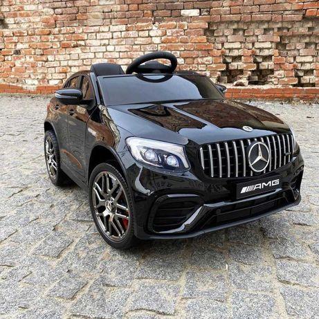 Samochod Mercedes GLC 4x4 Auto AKUMULATOR Elektryczny JEEP SUV DZIECI