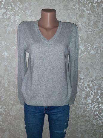 Свитер,  пуловер 100%кашемир р.M-L