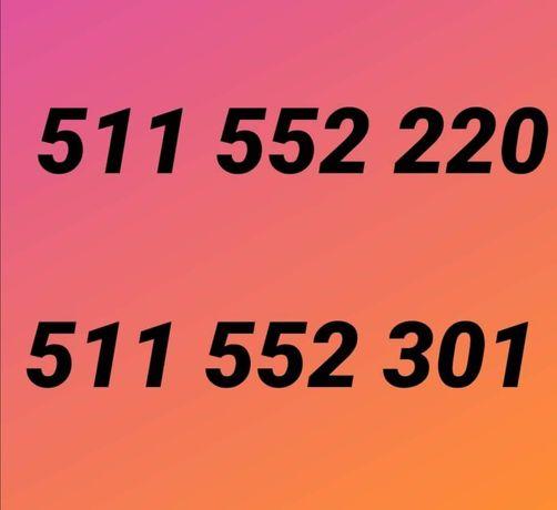 Złoty Numer 511_552_220 511_552_301