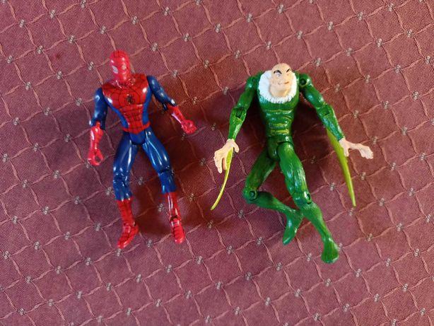 VINTAGE Vulture & Spider Man, Bonecos - Figuras (Algo Usados)