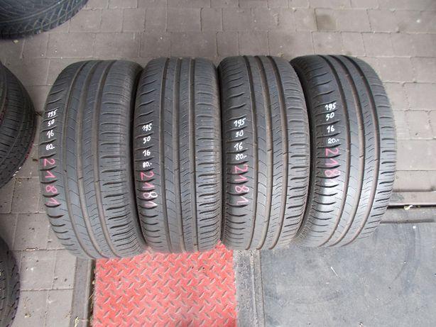 4x Michelin 195/50/16 super stan!