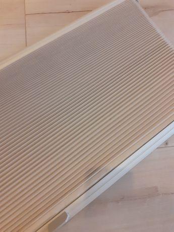 Sprzedam plisy okienne 82x76 cm